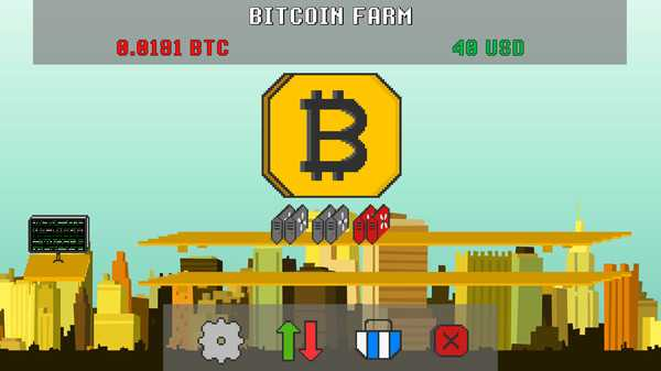 Screenshot Bitcoin Farm
