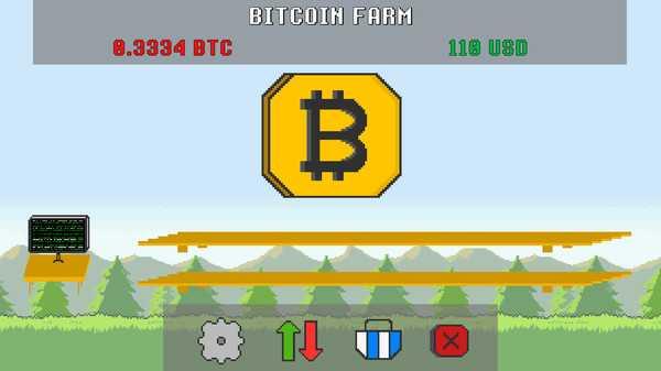 Screenshot Bitcoin Farm