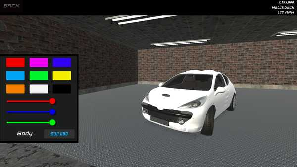 Screenshot Race