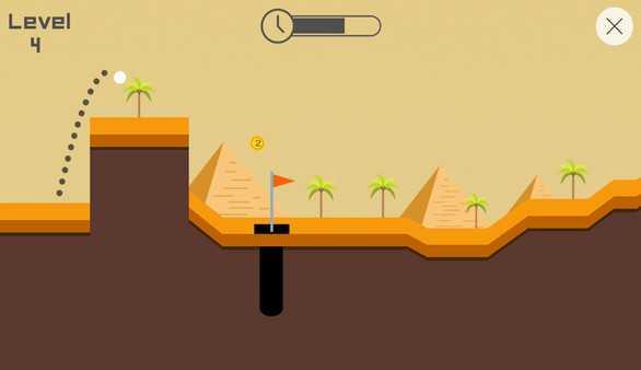 Screenshot Golf 2D