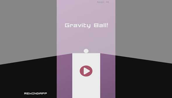Screenshot Gravity Ball