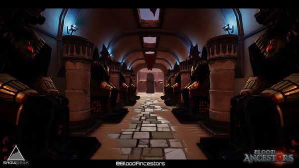 Screenshot Blood Ancestors