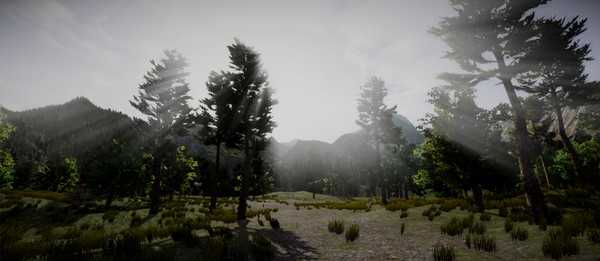 Screenshot The Secrets of The Forest