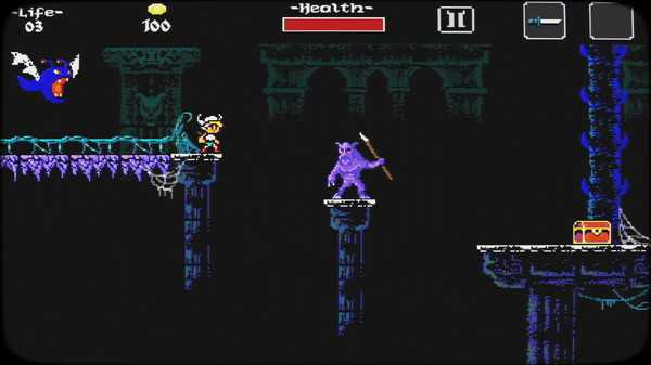Screenshot Ghoulboy - Dark Sword of Goblin