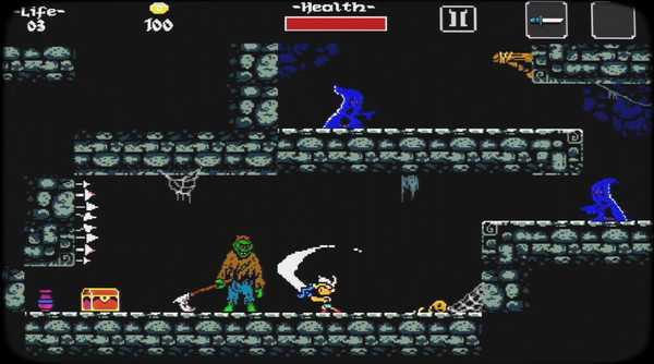 Screenshot Ghoulboy - Dark Sword of Goblin