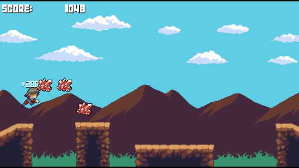 Screenshot Battle Runner