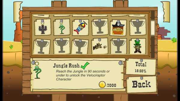 Screenshot Cactus Jumper