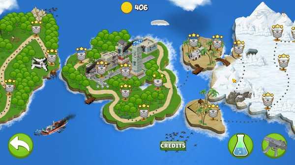 Screenshot Zombie Wars: Invasion