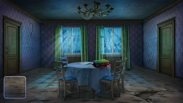Screenshot Home Darkness - Escape