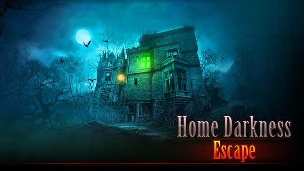 Screenshot Home Darkness - Escape