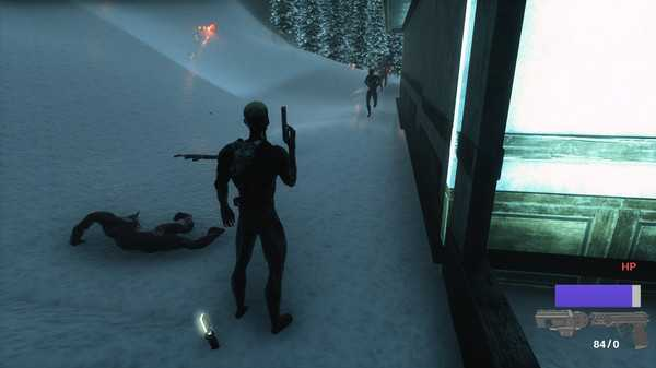 Screenshot Zomby Soldier