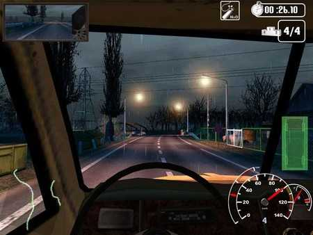 Screenshot Trucker
