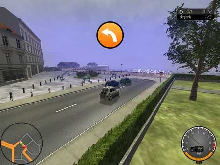 Screenshot Bambino Rally 3