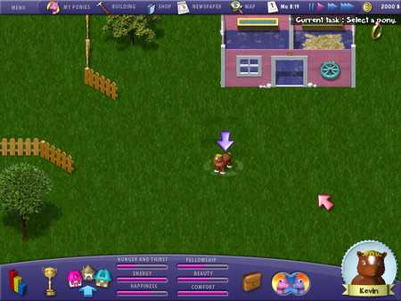 Screenshot Pony World 2