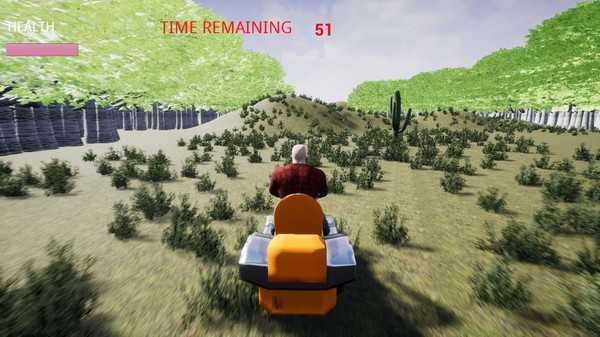 Screenshot Lawnmower Game 2: Drifter