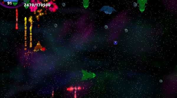 Screenshot Space Hurricane Storm