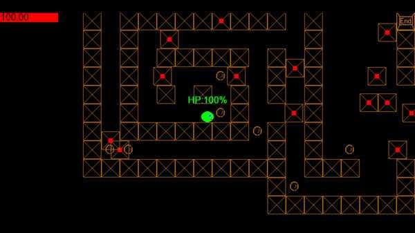 Screenshot Laserium