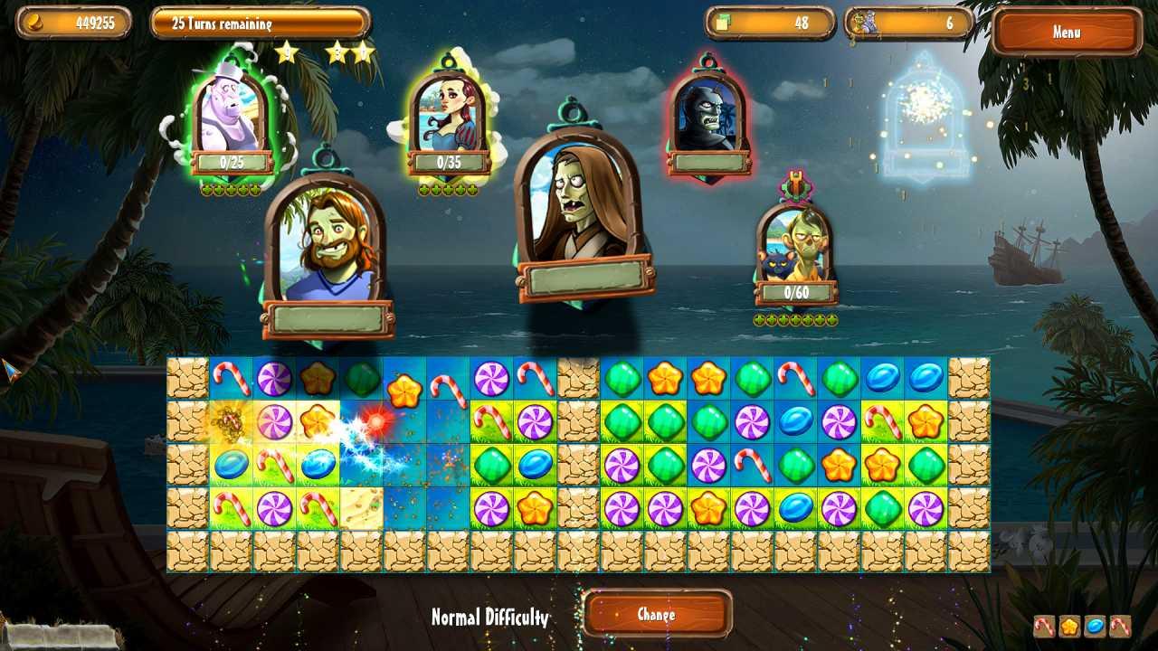 Screenshot Last Resort Island