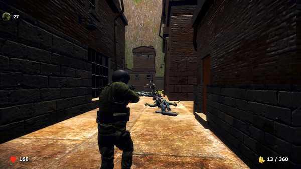 Screenshot Old Factory