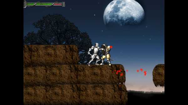 Screenshot Knight Fighter