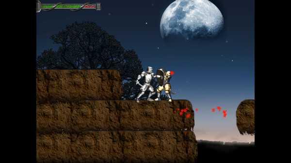 Screenshot Knight Fighter