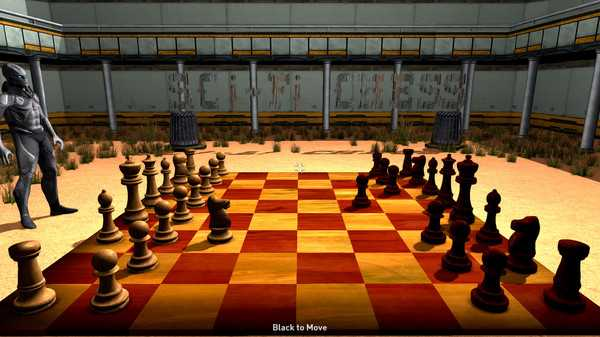 Screenshot Sci-fi Chess