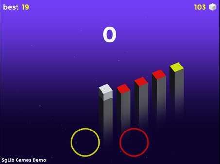 Screenshot Red and Yellow