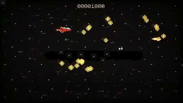 Screenshot Retro Space Shooter