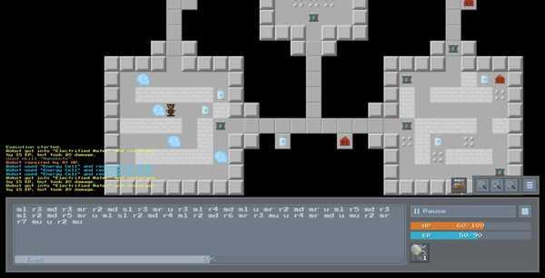 Screenshot Robo-orders