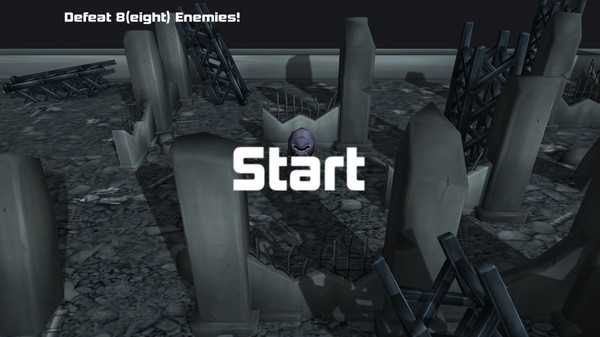 Screenshot Robot Warriors