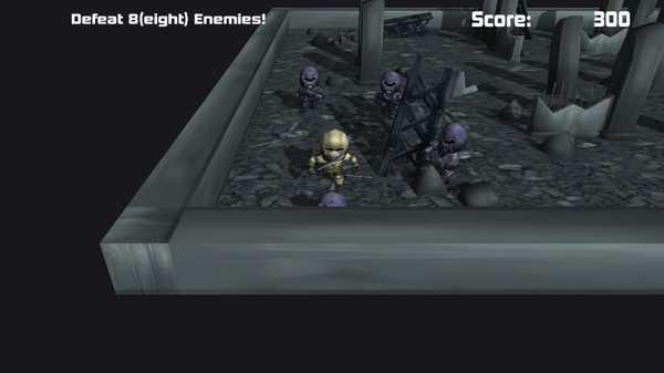 Screenshot Robot Warriors