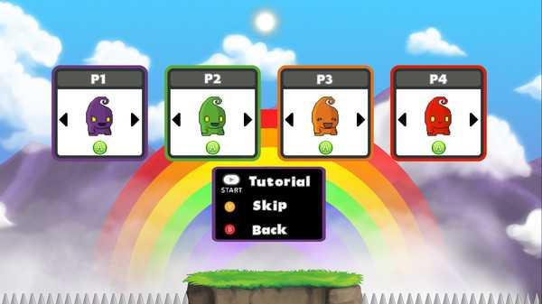 Screenshot Rainbow Rage Squad