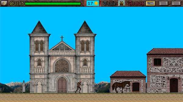 Screenshot Leon's crusade (La cruzada de León)