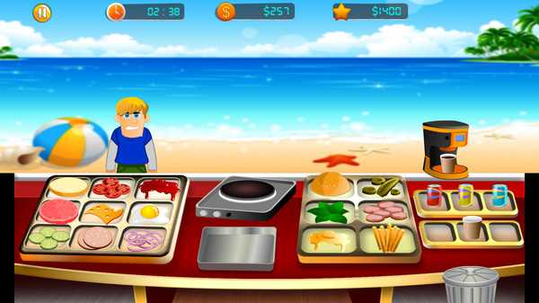 Screenshot Beach Restaurant