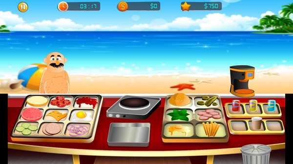 Screenshot Beach Restaurant