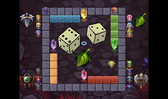 Screenshot Fairyland: Power Dice