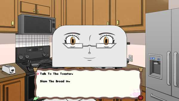 Screenshot Kitsune Kitchen