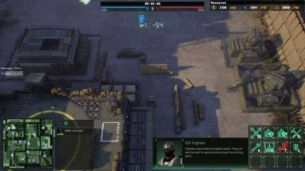 Screenshot Eximius: Seize the Frontline