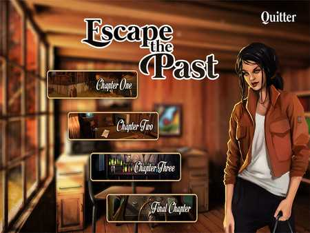 Screenshot Escape The Past