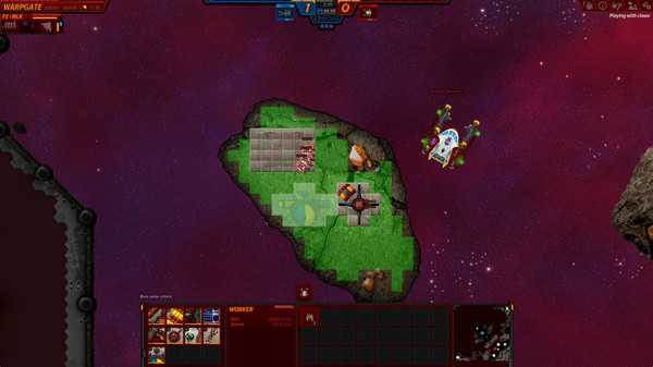 Screenshot Asteroid Fight