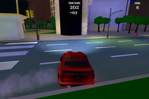 Screenshot Extreme Drifters
