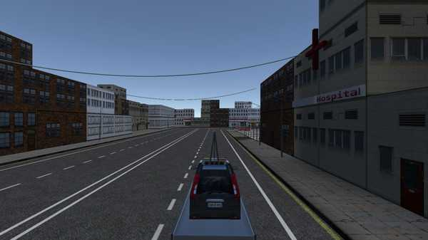 Screenshot Road Patrol Truck