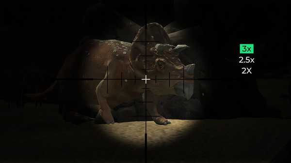 Screenshot Jurassic Safari Hunt