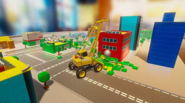 Screenshot Demolition Engineer