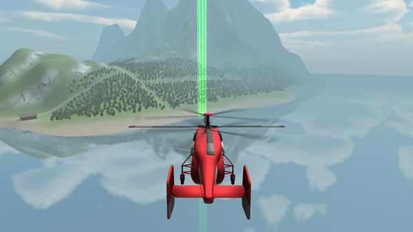 Screenshot Helicopter Flight Simulator