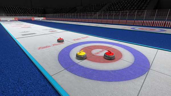 Screenshot Curling World Cup