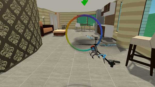 Screenshot HandyCopter
