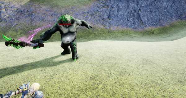 Screenshot Hentai no Hero