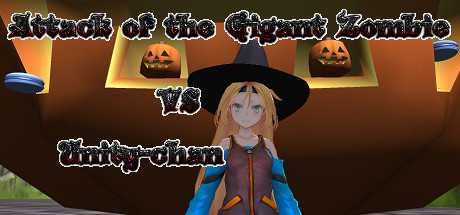 Attack of the Gigant Zombie vs Unity chan