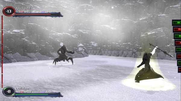 Screenshot Ragna Maya